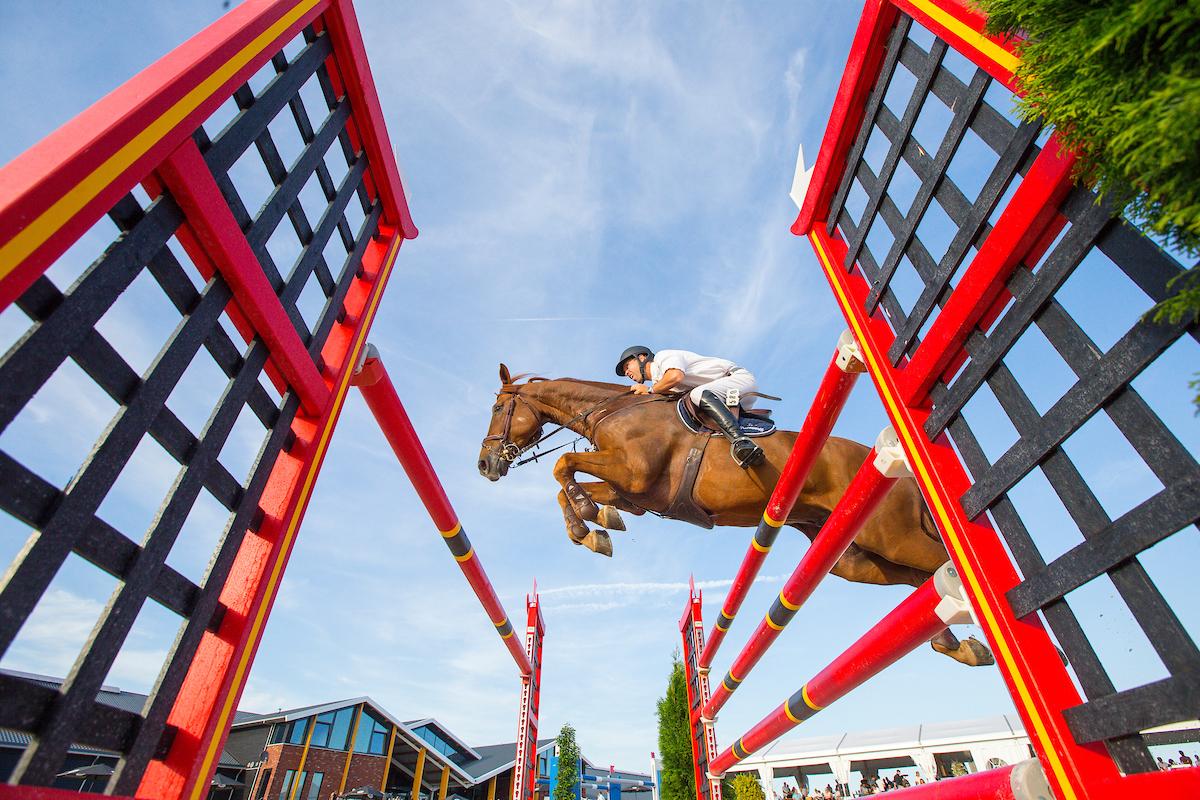 NK Springen @ Equestrian Centre de Peelbergen